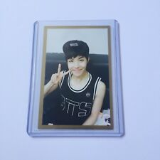 BTS J-Hope 1st Fan Meetings Official Goods 2014 Diary Official Photocard KPOP