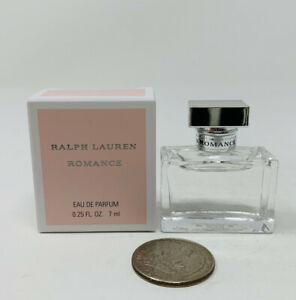 Ralph Lauren Romance EDP Eau De Parfum Women's Perfume Mini Splash 7ml NIB