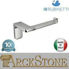 Porte-rouleau mural ABS chrome IB Rubinetti Taaac accessoires de salle de bains