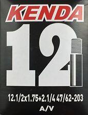 Kenda Bici/Rimorchio/Reinserimento Camera d'aria 12 Zoll Valvola auto