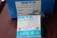 Deta S1217 Cooker Connection Unit/cooker Cable Outlet 45a