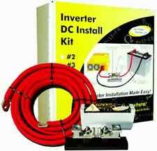 GP-DC-KIT4 GO POWER INVERTER INSTALL KIT 2000-2500 WATT 24V 3100-4000 FBL-300
