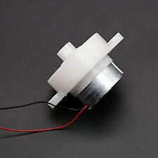 1PCS DC6-9V 2.5-3.5RPM 300 Worm Gear Motor with Plastic Gearbox For DIY Toy