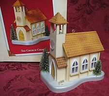 HALLMARK 2003 ORNAMENT~THE CHURCH CHOIR