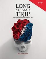 GRATEFUL DEAD - LONG STRANGE TRIP:THE UNTOLD STORY OF THE G.D.  2 DVD NEUF