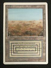 MTG - Revised - N1024 - Scrubland Dual Land