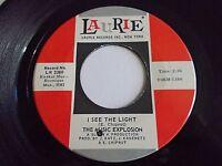 The Music Explosion Little Bit O'Soul / I See The Light 45 1967 Vinyl Record