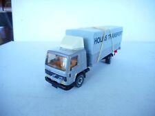 SIKU 3115 Volvo FL10  Ohne met aanhanger Hollis Transport Only Truck