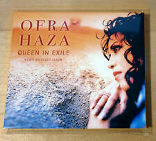 OFRA HAZA Queen In Exile - The Unreleased Album - Digipak-CD 2020 SISTERSOFMERCY