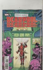MARVEL COMICS YOU ARE DEADPOOL #1 JULY 2018 ESPIN VARIANT 1ST PRINT NM