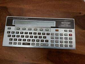 Sharp PC:1500 Vintage pocket computer
