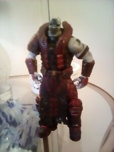 """Gears Of War - Action Figure """" Theron Sentinel Guard """" NECA 2008."""