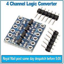 4 Channel Bi-Directional Logic Level Converter 3.3V 5V. Ardunio, ESP8266 etc