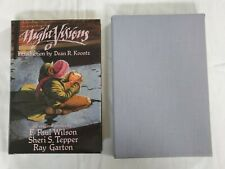 Dean R KOONTZ, Ray Garton / Night Visions 6 (Signed) copy 212