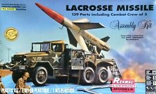 Revell Monogram 1:32 Lacrosse Missile With Truck And Crew Figures Model Kit