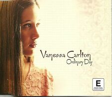 VANESSA CARLTON Ordinary Day w/ LIVE & PIANO VOCAL TRK & VIDEO CD Single SEALED