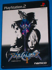 Soul Calibur 2 - Playstation 2 PS2 - JAP