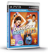 Dance Star Party Hits PS3 Move Game *in Good Condition*
