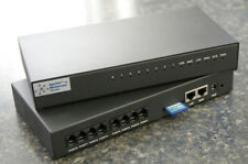 SpoTel IP PBX with 8 FXO / FXS ports VoIP Asterisk PABX