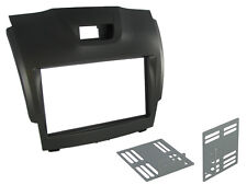 Panel soporte radio monitor 2 Din Dobles ISUZU D-Max d Max Chevrolet S 10