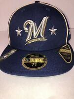 New Era 59Fifty 8 All Star Game Collection Milwaukee Brewers Hat