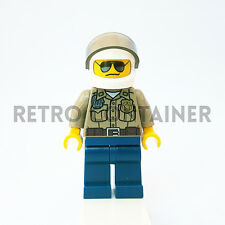 LEGO Minifigures - 1x cty276 - Forest Policeman - Omino Minifig Police Set 4437