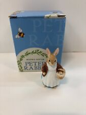 beatrix potter mrs rabbit Figurine  (New)