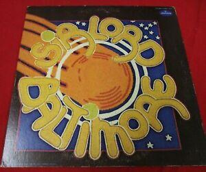 SIR LORD BALTIMORE s/t LP (1971) orig HARD ROCK white label promo