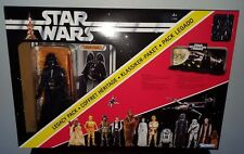 "STAR WARS DARTH VADER 40TH ANNIVERSARY BLACK SERIES 6"" FIGURE + LEGACY PACK NEW"
