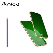Mini Anica T8 Dual Sim MP3 Bluetooth FM Sedentary Reminder Mirror Mobile Phone