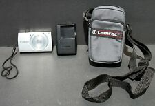 CANON PowerShot A2500 HD 16MP Digital Camera 5x Zoom 4 GB Mem. Charger & NEW BAG