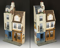 KING & COUNTRY DIORAMA SP060 DEUX MAISONS MIB