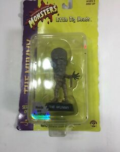 Collectible Universal Monsters Little Big Heads THE MUMMY NIP Figure Series One