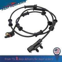 KARPAL Front Left or Right ABS Wheel Speed Sensor 1645400917 Compatible With Mercedes W164 ML GL Class GL320 ML320