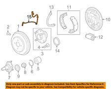 Chevrolet GM OEM 13-15 Spark-ABS Wheel Speed Sensor Left 95937223