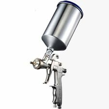 Euro 2213 1.3mm HVLP Premium Air Spray Gun & Cup Combo