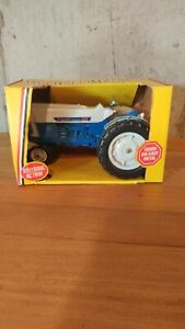 1/12 Vintage Ford 6000 Diesel Tractor by Hubley W/Box!