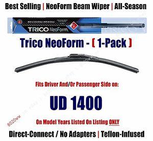 (Qty 1) Super Premium NeoForm Wiper Blade fits 1994-2008 UD 1400 16200