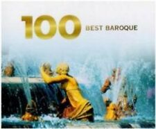 100 Best Baroque - Various Artists (NEW 6 x CD)