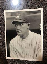 1925 Charles Conlon Aaron Ward Type 1 Photo NY Yankees Underwood original