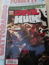 Devil & Hulk N.136  - Marvel Italia Qs. Edicola