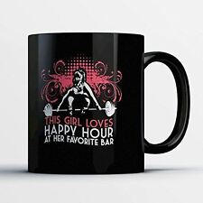 Crossfit Mug - Happy Hour At Favorite Bar