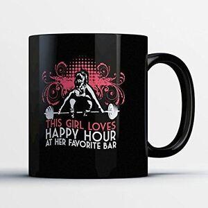 Crossfit Mug - Happy Hour At Favorite Bar