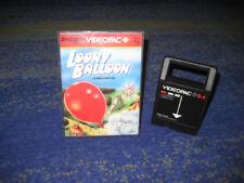G 7000 Philips Videopac  + Loony Balloon Philips Videopac + G7000 & G7400 selten
