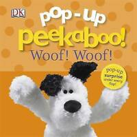 Pop-Up Peekaboo! Woof! Woof!, author, Very Good Book