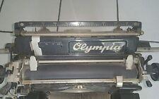 Antike schreibmaschinen olympia ebay for Mobel aus den 40er jahren