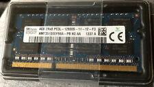 SK hynix 4GB RAM Speicher DDR3 SODIMM HMT351S6EFR8A-PB 2Rx8 PC3L-12800S-11-12-F3