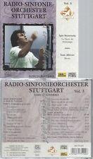CD--RADIO SINFONIE ORCHESTER STUTTGART --VOL 3