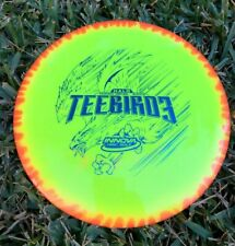 New Innova Halo Star Teebird3 Swirled 173-175g Limited Edition Disc Golf Driver