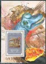 Guinea 2014 Dinosaurs Souvenir Sheet Mint Nh